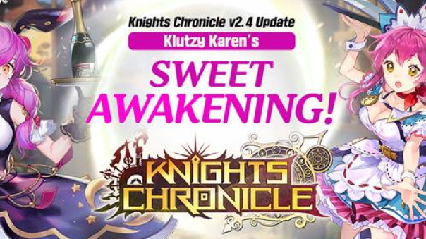 Knights Chronicle 2.4 update