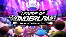 League of Wonderland Announcement