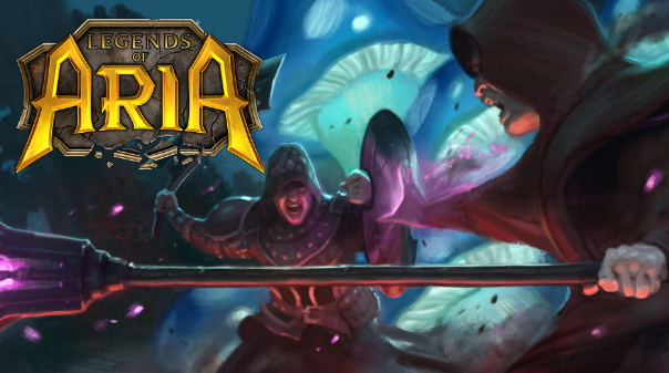 Legends of Aria Review Header