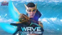 Marvel Future Fight - Wave, Namor, Silver Surfer