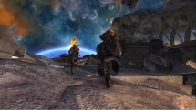 Neverwinter Uprising Launch