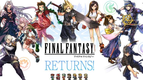 Puzzle & Dragons Final Fantasy