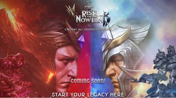 Rise of Nowlin Announced as Upcoming Mobile MMORPG | MMOHuts