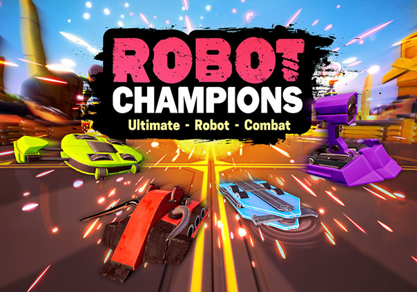 Robot Champions Game Profile Image