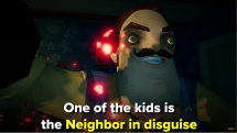 Secret Neighbor Easter Alpha Trailer Thumbnail