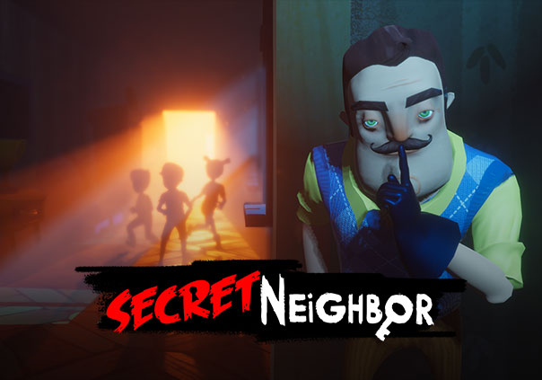 Secret Neighbor Profile Banner