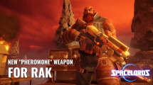 Spacelords - New Pheremone Weapon