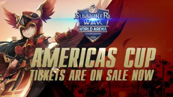 Summoners War Americas Cup 2019