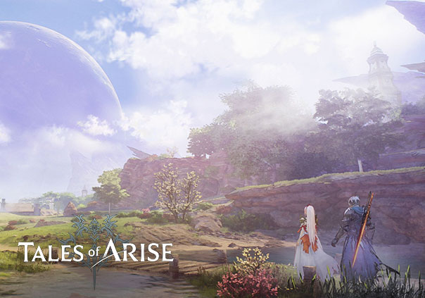 Tales of Arise Profile Banner