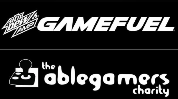 TheAbleGamers and Mtn Dew charity livestream