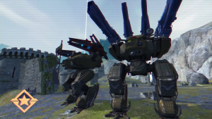War Robots Behemoth Phantom