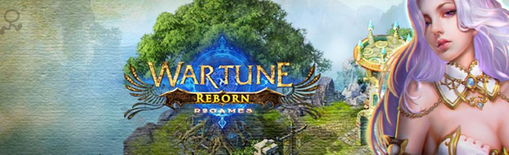 Wartune Reborn Gift Code banner