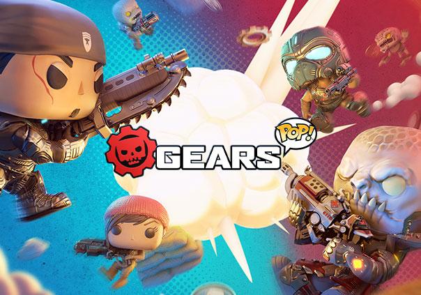 Gears Pop! Profile Banner