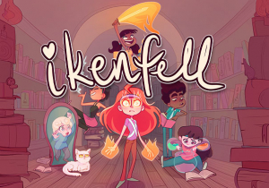 Ikenfell Profile Banner