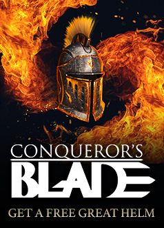 Conquerors Blade Great Helm Giveaway Column