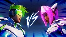Dauntless Neon & Aether image