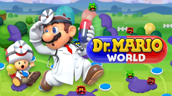 Dr Mario World Feature