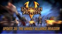 Dungeon Hunter 5 Update 35