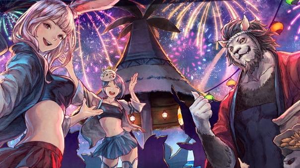 Final Fantasy XIV Moonfire Faire 2019