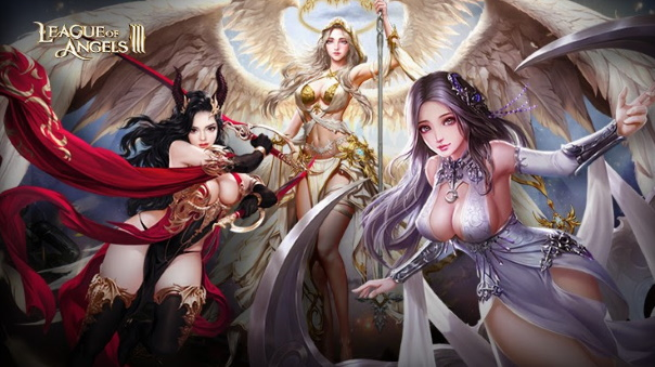 League of Angels 1st anniversary image