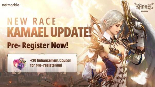 Lineage 2 Kamael Update