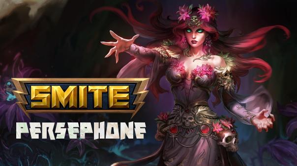 SMITE Persephone Header