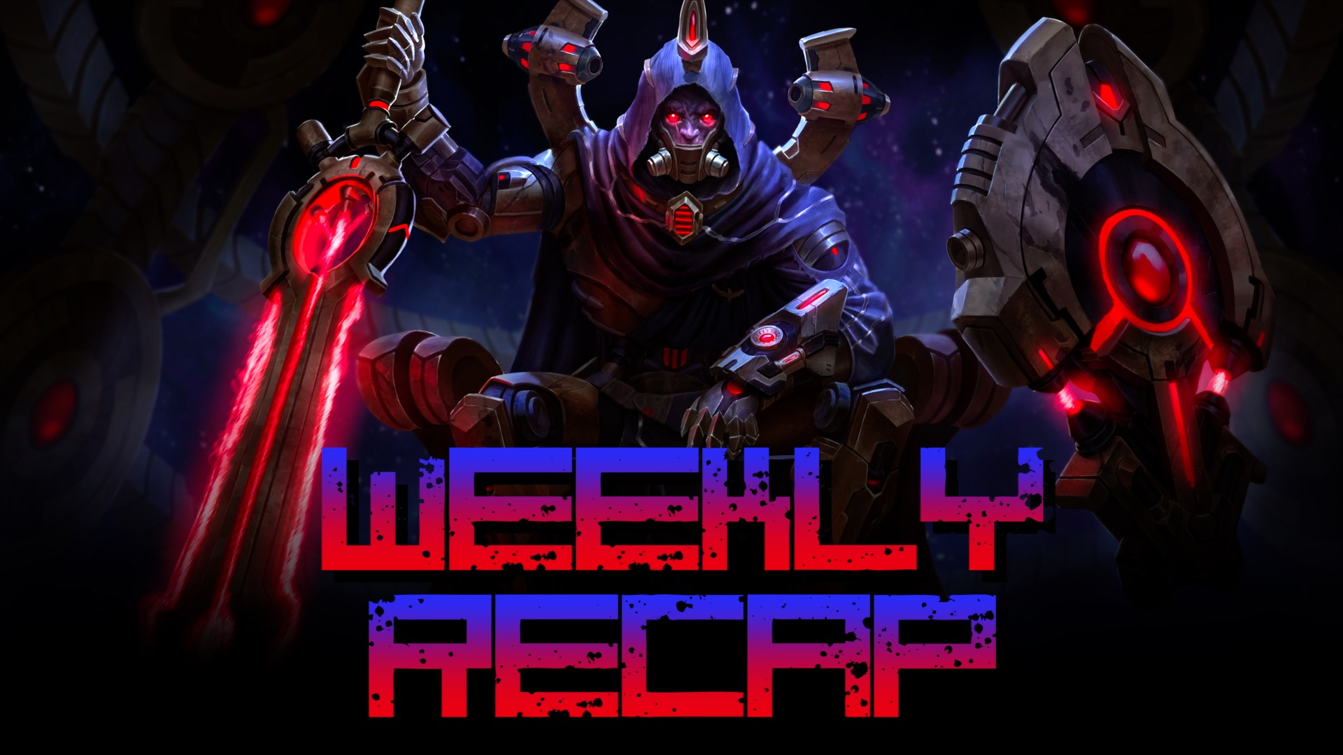 JamesBl0nde recaps the news for the week of August 23rd, 2019!
