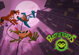 Battletoads E3 2019 Gameplay Trailer Banner