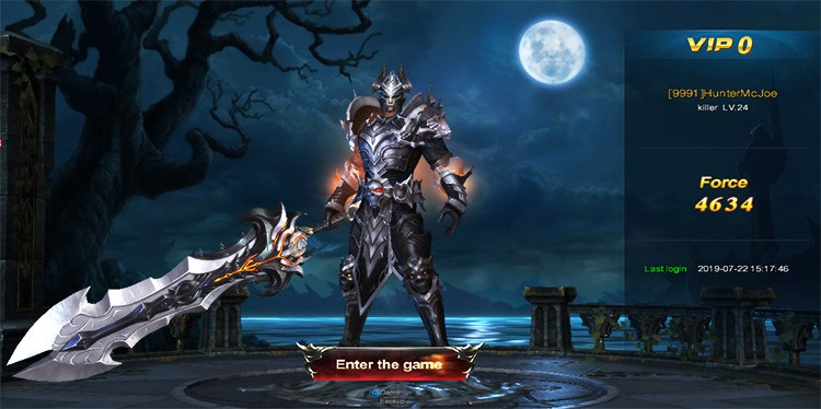 Dark Knight Slayer
