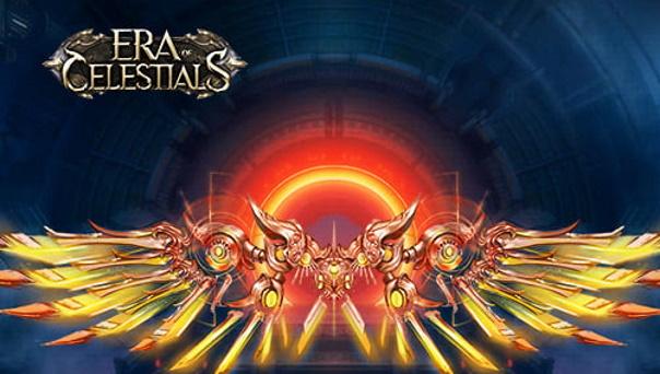 Era of Celestials Legion War PVP