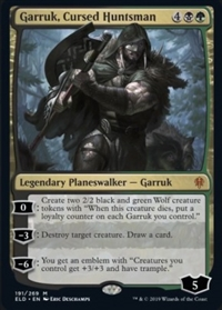 Garruk Cursed Huntsman