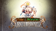 MapleStory M - Arch Mage Fire Poison