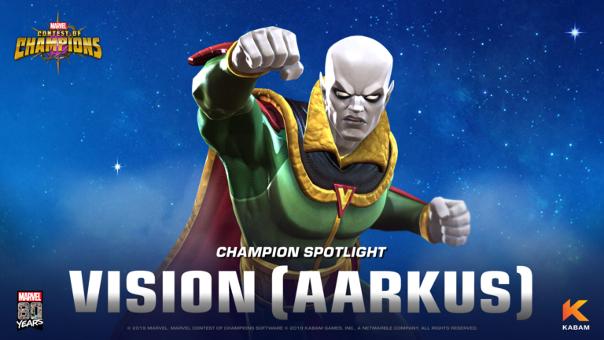 Marvel Contest of Champions Aarkus