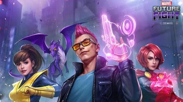 Marvel Future Fight X-Men Update