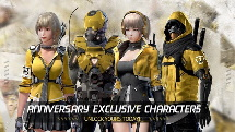 Ring of Elysium First-Year Anniversary