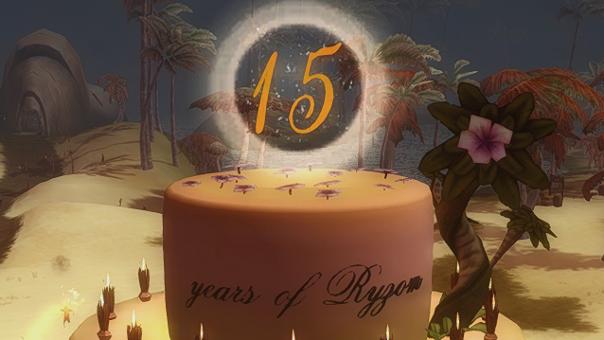 Ryzom 15th Anniversary image