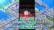SONIC AT THE OLYMPIC GAMES - TOKYO 2020 trailer