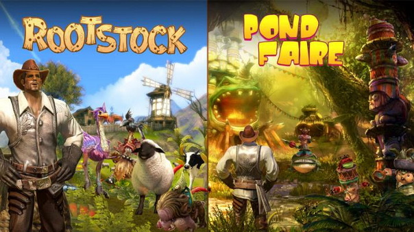 TERA Rootstock and Pond Faire