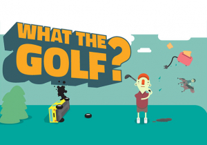 WHAT THE GOLF? Game Profile Image