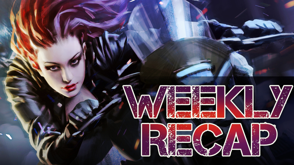 Colt recaps the news for the week of September 20th, 2019!