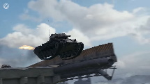World of Tanks The Great Race Details
