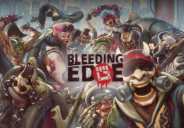 Bleeding Edge Profile Banner