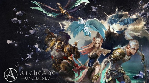 ArcheAge Unchained INterview