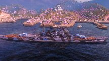 New Japanese Cruiser Maya has Come to Win
