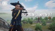 Royale Pass Season 9 - Observer and Draconian Champion