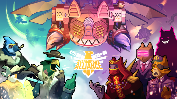 Steambirds Alliance Key Art