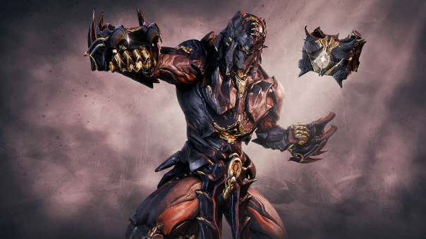 Waframe Atlas Prime