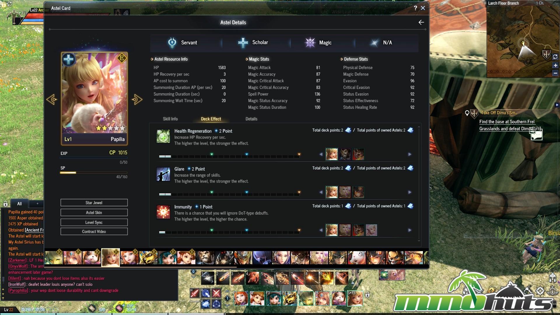 Astellia Online Review Screenshot