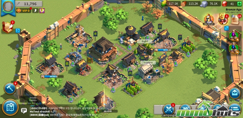 Rise of Kingdoms Review Screenshot