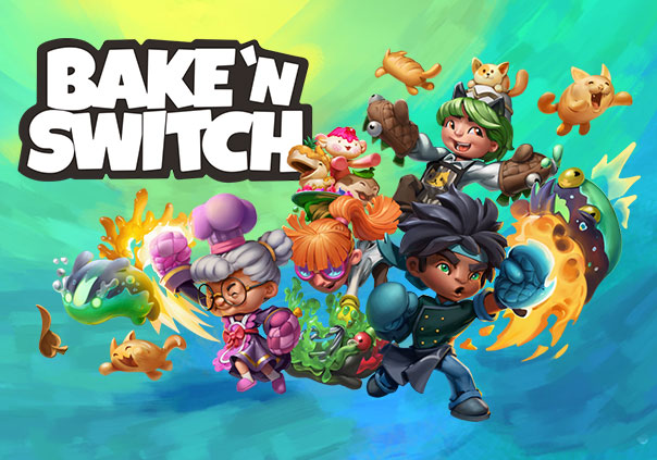 Bake 'n Switch Game Profile Image